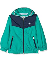 Timberland Boy's Coupe-Vent a capuche Rain Jacket