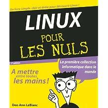 LINUX 7ED POUR LES NULS