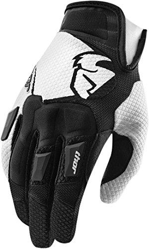 Handschuhe Thor (THOR FLOW HANDSCHUHE S2015 QUAD MOTOCROSS OFFROAD MX SX MTB KTM DOWNHILL (M,)