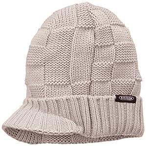 Sinner Elgon Hat - Grey, One Size