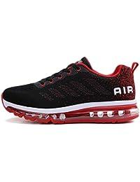 MIMIYAYA Air Zapatillas de Deportes Hombre Mujer Zapatos Deportivos Running Zapatillas Para Correr