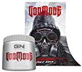 "Special Edition GN Laboratories Godmode Pre-Workout Hardcore Booster 150g (Lemon Ice - Zitrone) inkl. Poster ""The Future belongs to Godmode"""