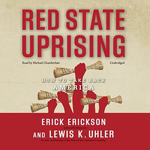 Red State Uprising  Audiolibri