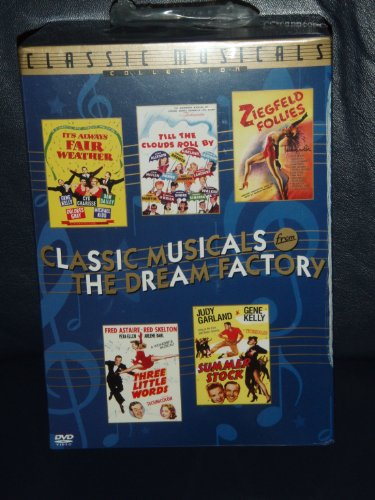 Classic Musicals Collection: Classic Musicals from the Dream Factory (Musicals Collection)
