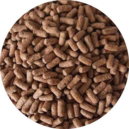 (Cichliden Sticks Barsch Sticks Barschfutter Cichlidenfutter mit Astaxantin Rot 5 l/2,25kg)