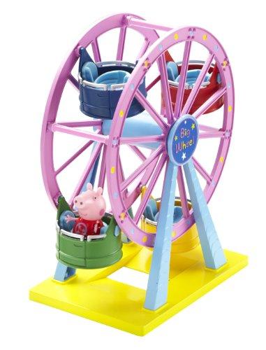 Imagen principal de Peppa Pig Kooky Toys Noria de juguete con muñeco de Peppa