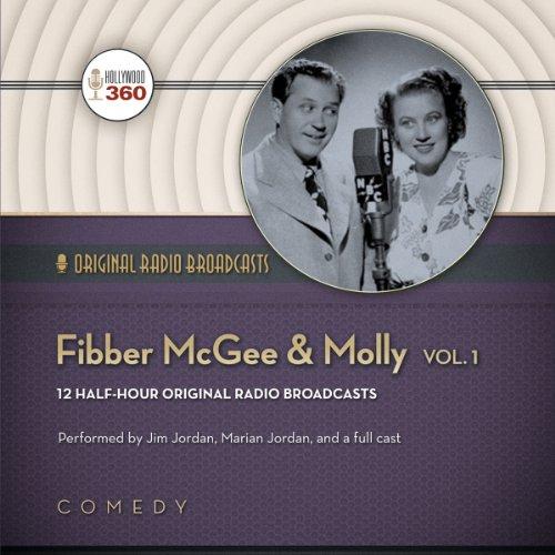 Fibber McGee & Molly, Volume 1  Audiolibri