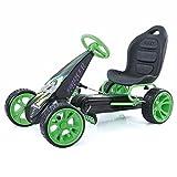 Hauck t90705Sirocco, Go de Kart, Green