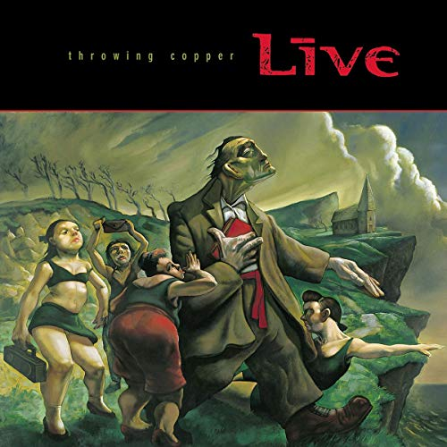 Throwing Copper (25th Anniversary Edt.) (Throwing Copper Live)