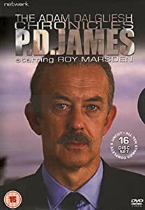 PD James: The Adam Dalgliesh Chronicles [DVD] [1983]