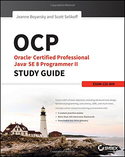 oracle-certified-professional-java-se-8-programmer-ii-exam-1z0-809