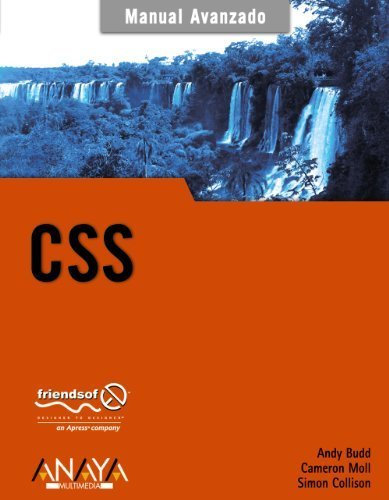 CSS (Spanish Edition) by Moll, Cameron, Budd, Andy (2007) Paperback