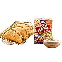 Delight Foods - Fresh Gujiyas & Badam Thandai Holi Combo