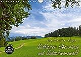 Auf Schusters Rappen... Südlicher Oberrhein und Südschwarzwald (Wandkalender 2019 DIN A4 quer): Wanderparadiese bei Freiburg im Breisgau (Geburtstagskalender, 14 Seiten ) (CALVENDO Natur)
