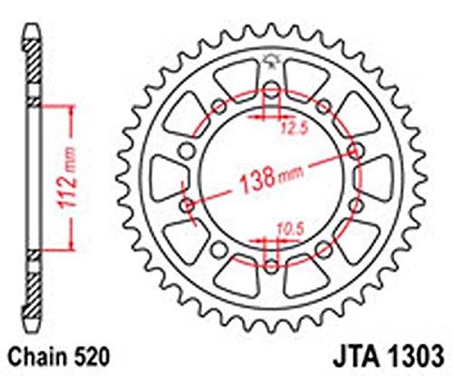 Preisvergleich Produktbild Kettenrad R/W 1303–43Legierung NEU