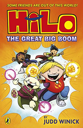 Hilo. The Great Big Boom