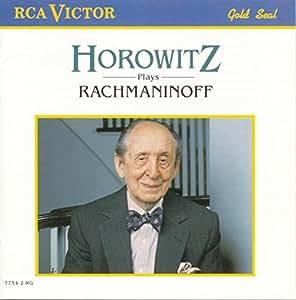 Horowitz plays Rachmaninov [Import USA]