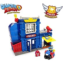 Superzings - Estación de Policía Multicolor (Magic Box MBXPSZPP112IN00)