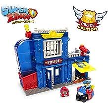Superzings - Estación de Policía Multicolor (Magic Box MBXPSZPP112IN00)