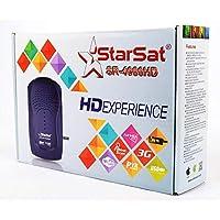 SR-4080HD Full HD, USB, MPEG4, Blind Scan, YouTube, PVR, EPG, DVBS2, 3G Supported