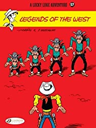 Lucky Luke : Book 57, Legends of The West