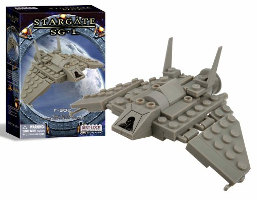 Preisvergleich Produktbild Best-Lock - Stargate SG-1 Best-Lock jeu de construction F-302 (50 pièces)
