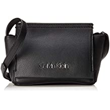 Calvin Klein Stitch Flap Crossbody - Bolsos bandolera Mujer