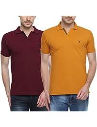 Youthen Cotton Polo T-Shirt