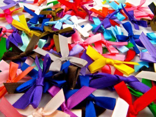 50-satin-ribbon-bows-assorted-colours-7mm-wide-double-sided-satin