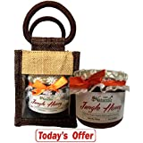 Farm Naturelle-Aesthetically Designed Jute Gift Bag With Pure Raw Natural Unheated Unprocessed Forest /Jungle...