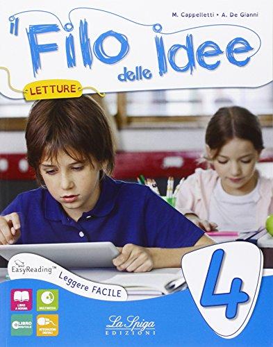 Il filo delle idee. Per la Scuola elementare. Con e-book. Con espansione online: 4
