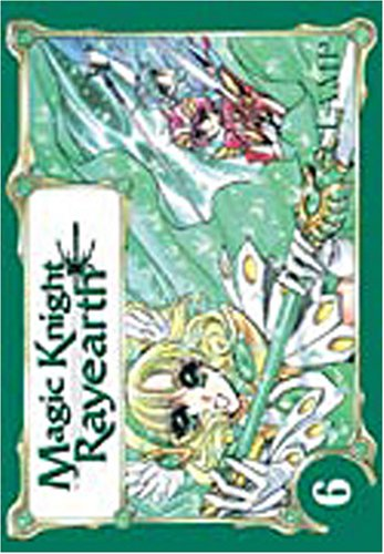 Magic Knight Rayearth Edition simple Tome 6