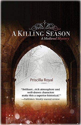 A Killing Season (Medieval Mysteries Book 8) (English Edition) Priscilla Royal