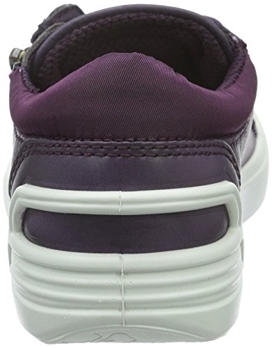 Ecco Ginnie, Baskets Basses Fille Violet (MAUVE01276)