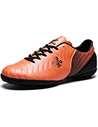 6b489704057523 Bambini Scarpe da Calcio Ragazzo TF/FG Scarpe Sportive Ragazza Tacchetti  Scarpe da Calcetto Uomo All'aper to Sportivo…