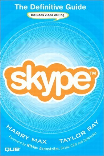 skype-the-definitive-guide-by-harry-max-2006-05-15