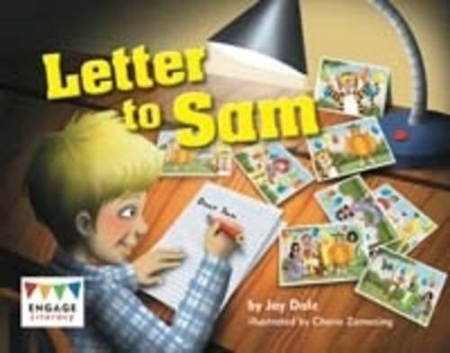 Letter to Sam (Engage Literacy Orange)