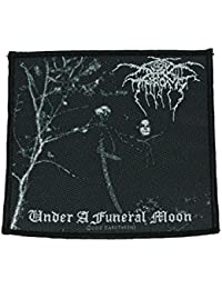 Darkthrone under a funeral moon écusson