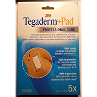 Tegaderm 3M Plus Pad 9x15 cm Fertigverband 3589np, 5 St preisvergleich bei billige-tabletten.eu