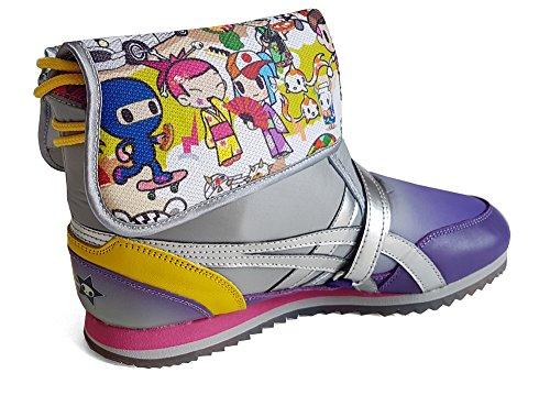 Asics Sneaker Damen Silver Light Grey T1Z745rT