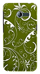 TrilMil Printed Designer Mobile Case Back Cover For Asus Zenfone 4 A400CG