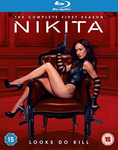 Nikita: Season 1 (5 Blu-Ray) [Edizione: Regno Unito] [Edizione: Regno Unito]