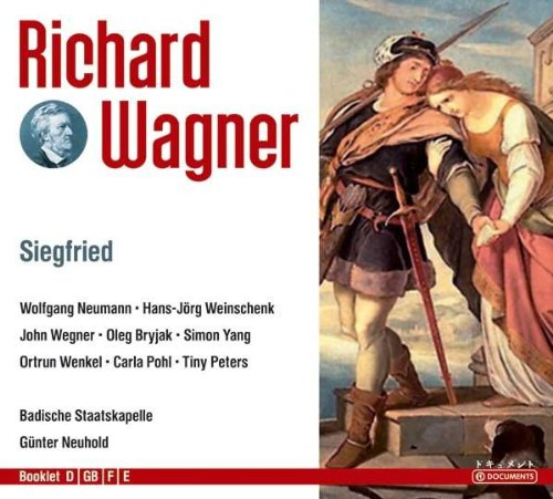 Richard Wagner - Siegfried (Ga)-Digipack