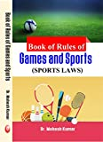 Book of Rules of Games And Sports (Sports Laws)