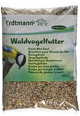Erdtmanns Forest Wild Bird Food, 1000 g by Christoph & Franz Erdtmann OHG