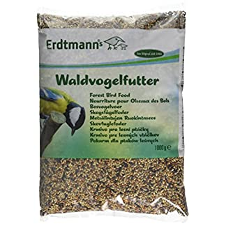 Erdtmanns Forest Wild Bird Food, 1000 g Erdtmanns Forest Wild Bird Food, 1000 g 51SzMB5 9eL