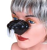 Verschließen Sie in Nasenmaske (Nose Tier)