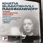 Rachmaninoff: Klavierkonzert 2, op.18 & 3, o