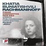 """Afficher """"Piano concertos Nā2 & 3"""""""