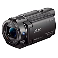 Sony FDR-AX33 Ultra HD 4K Compact Handycam Camcorder